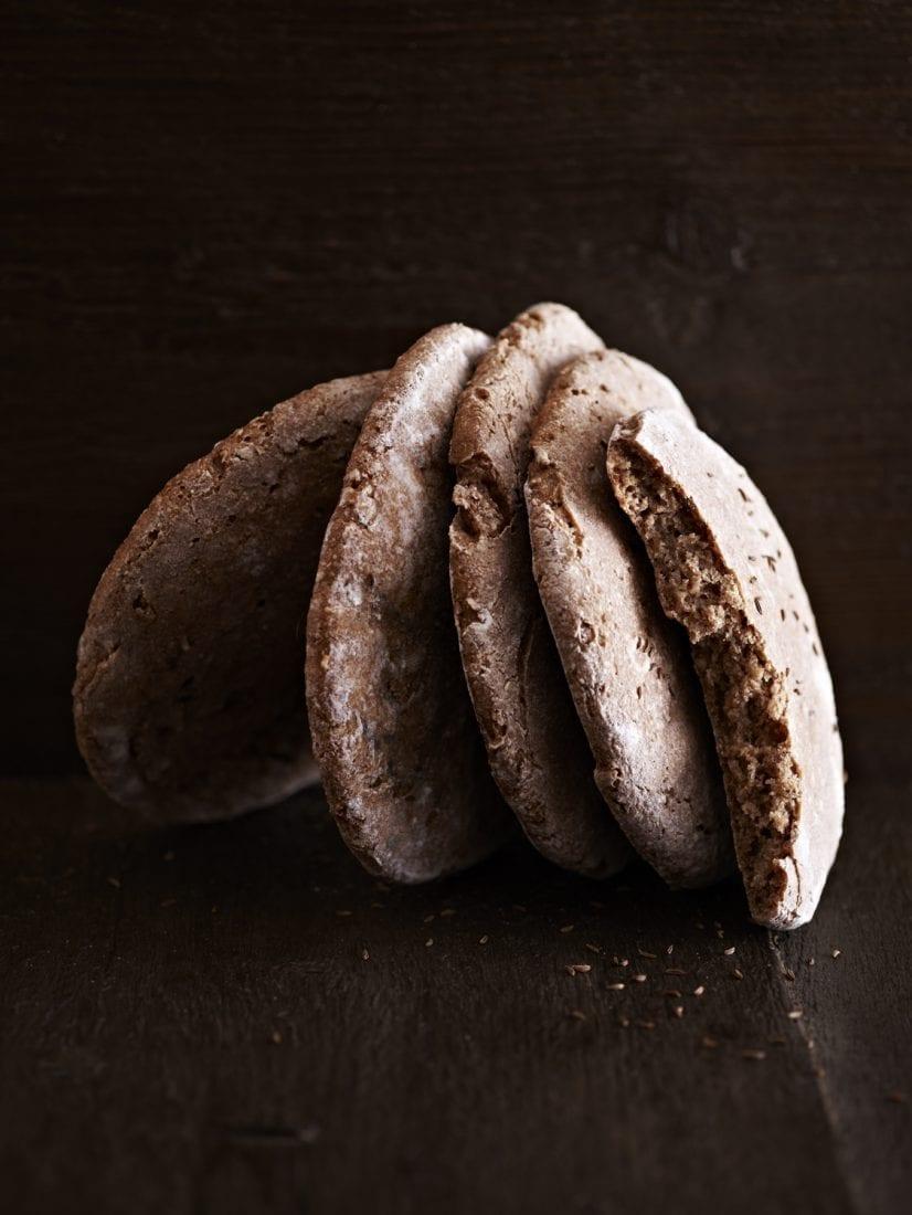Brot geniessen Vinschgauer Brote