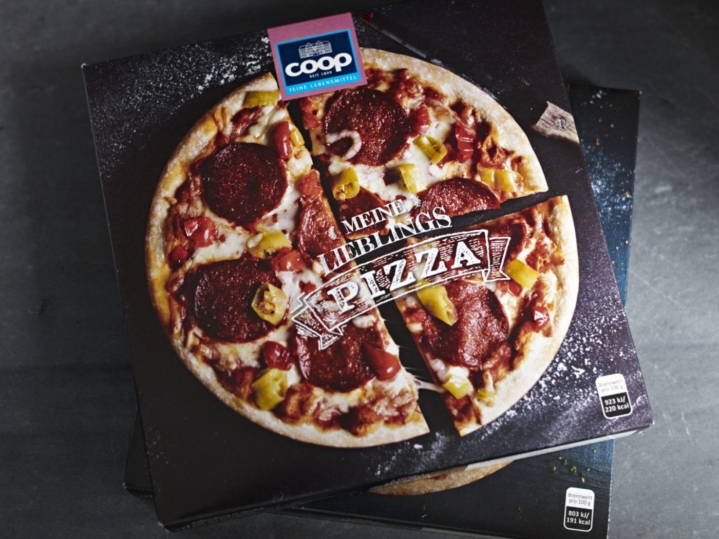 Coop Meine Lieblingspizza
