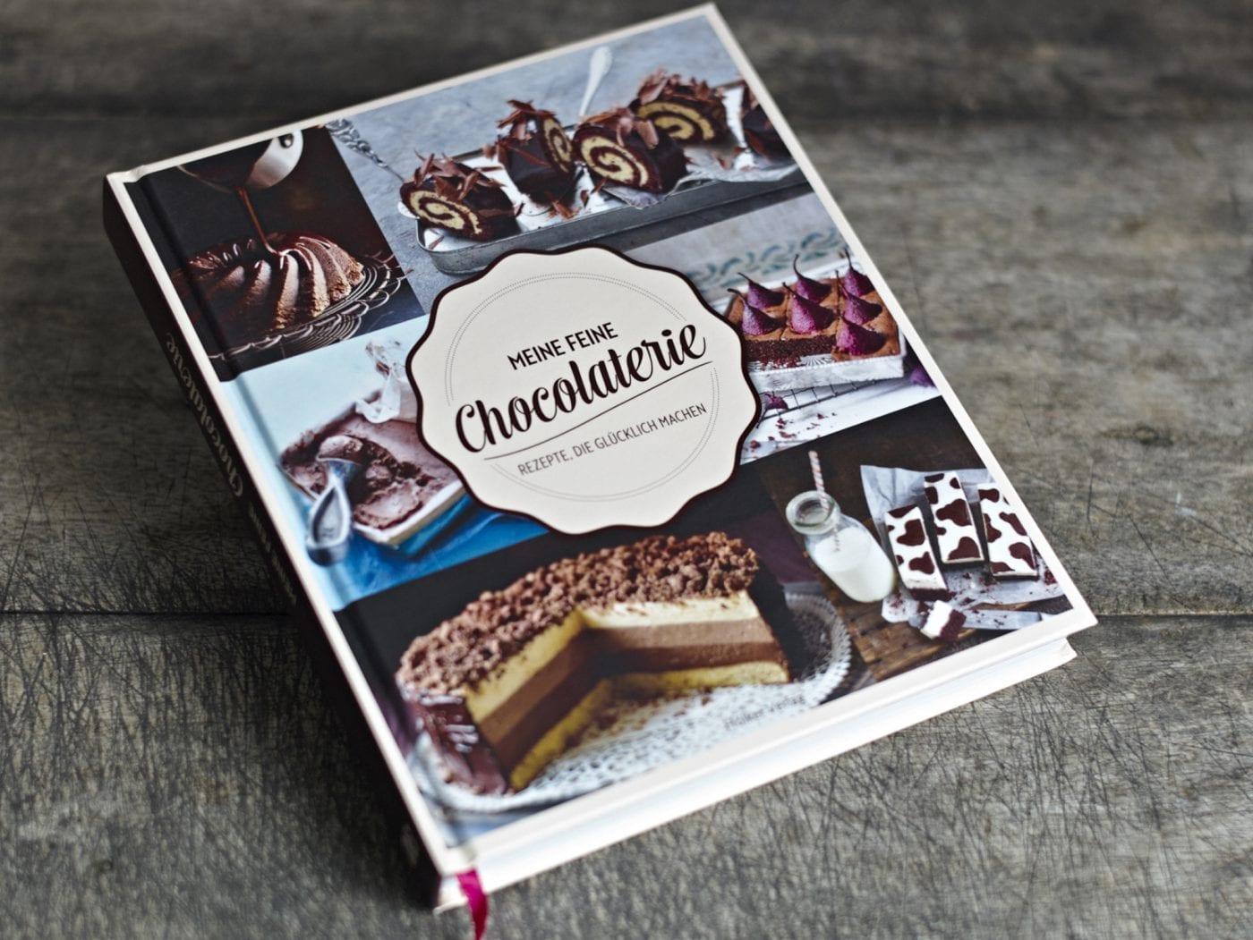 Schokoladenbuch Buchcover