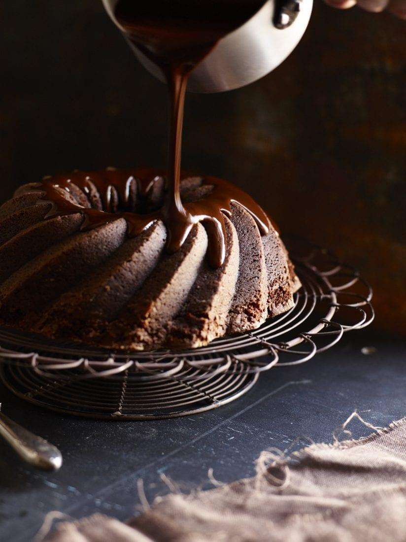 Meine feine Chocolaterie Schokoladen-Guglhupf