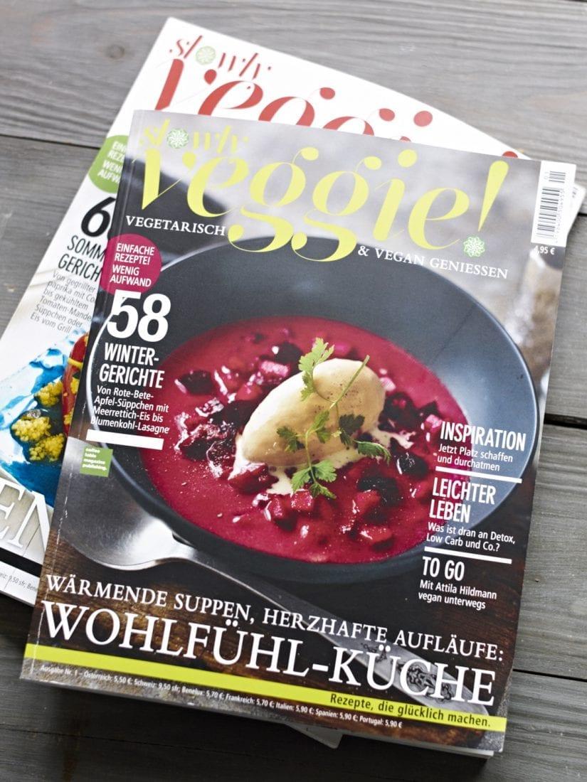 Slowly Veggie – Wohlfühlküche Mood
