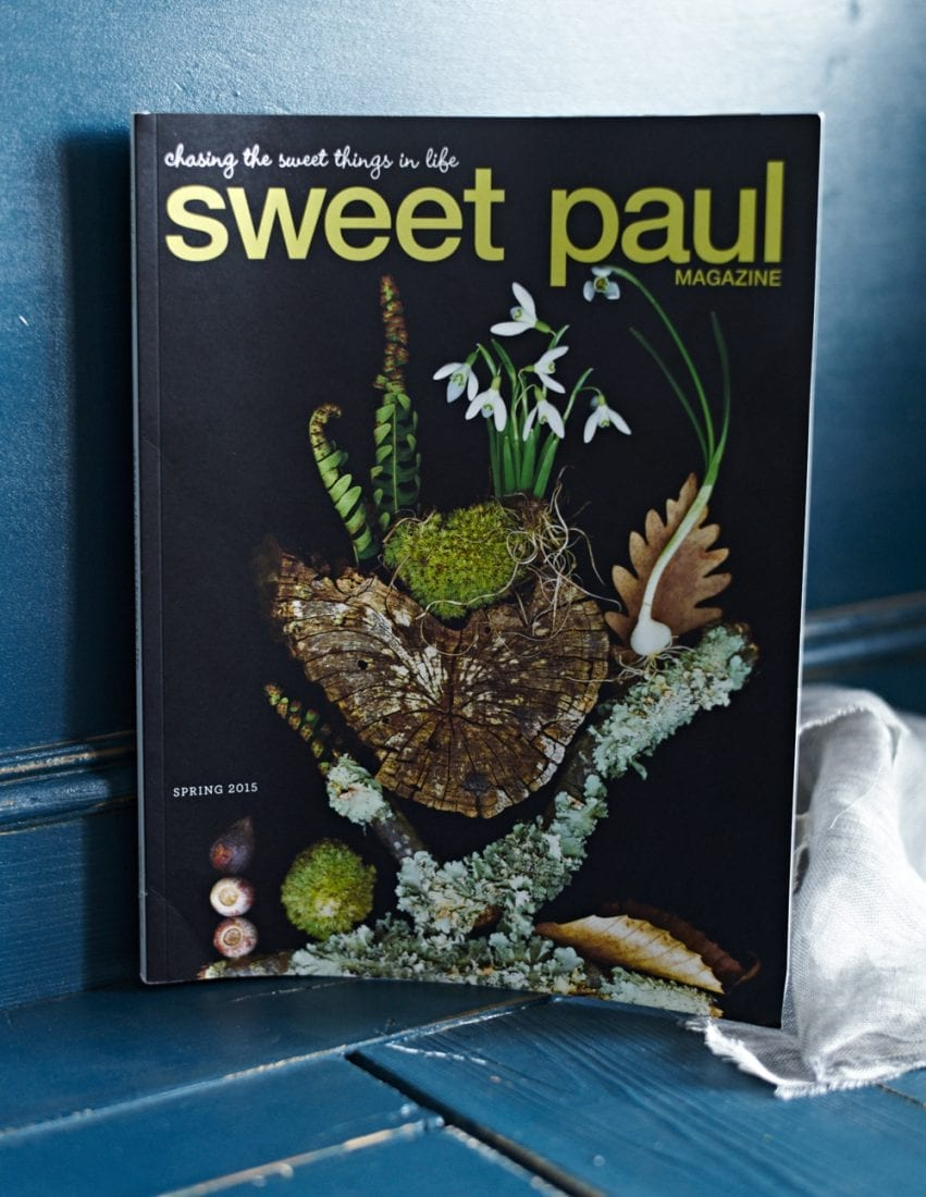 Sweet Paul Magazin – Cover