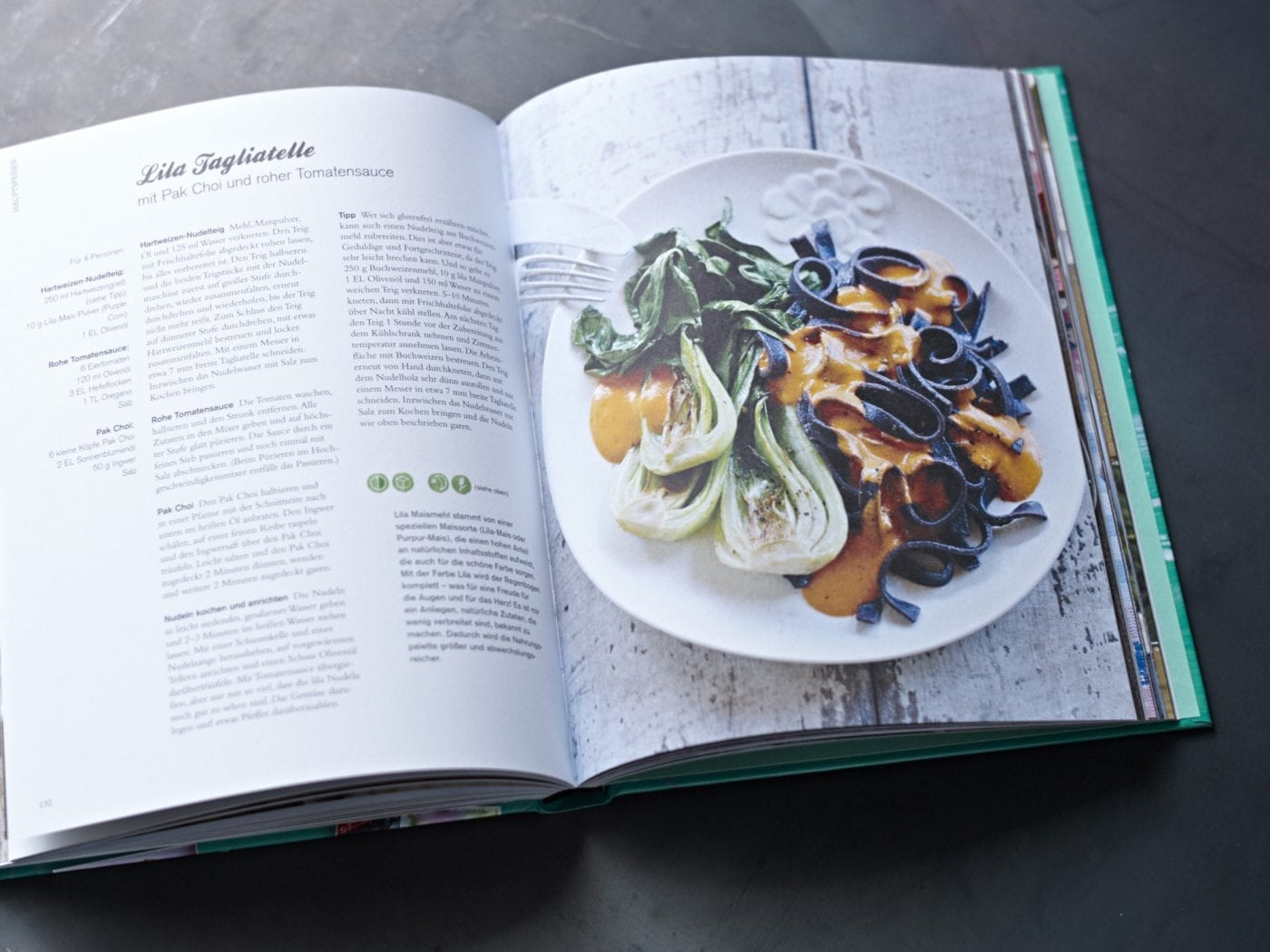 Surdham Goeb – Vegane Superfoods – Buch