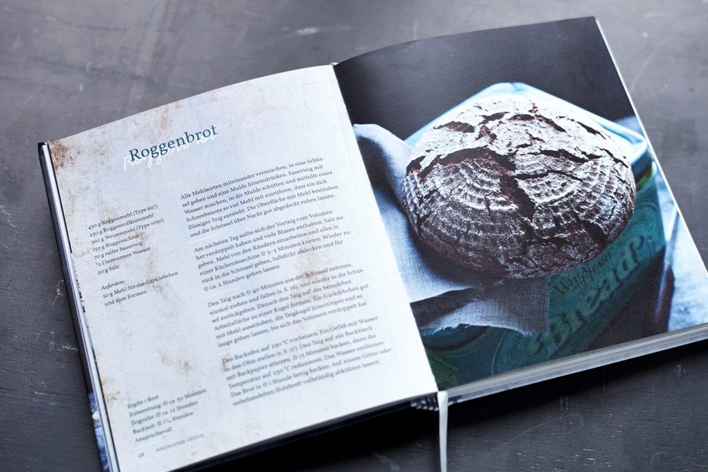 Brot geniessen_Einblick ins Buch
