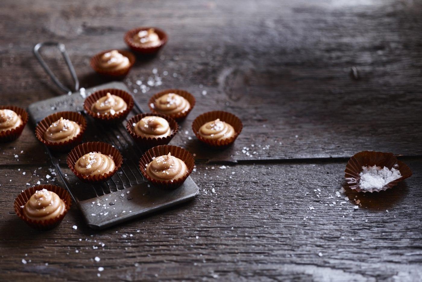 Meine feine Chocolaterie Karamell Konfekt