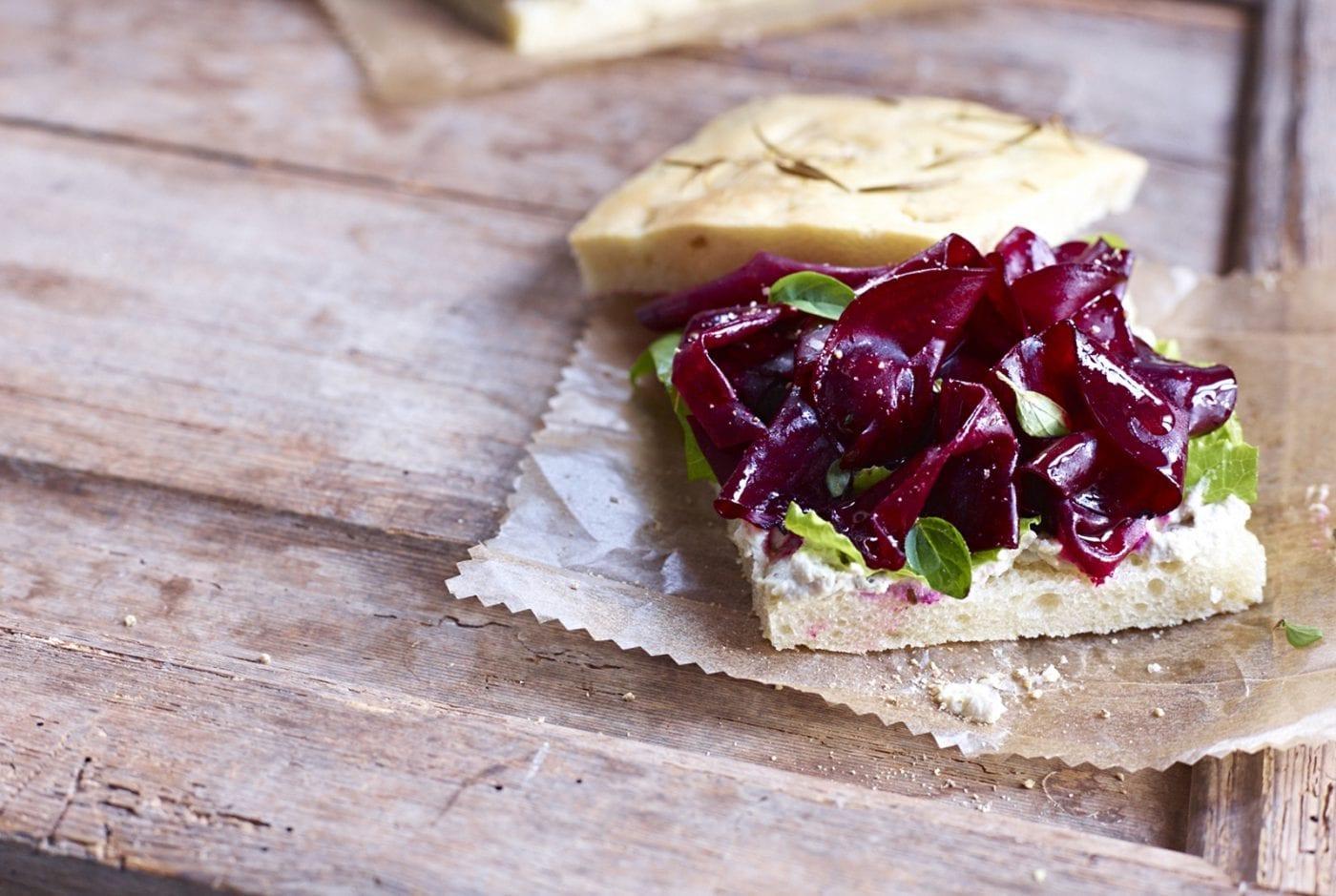 Surdhams Goeb Meine Vegane Kueche Rote Beete Sandwich
