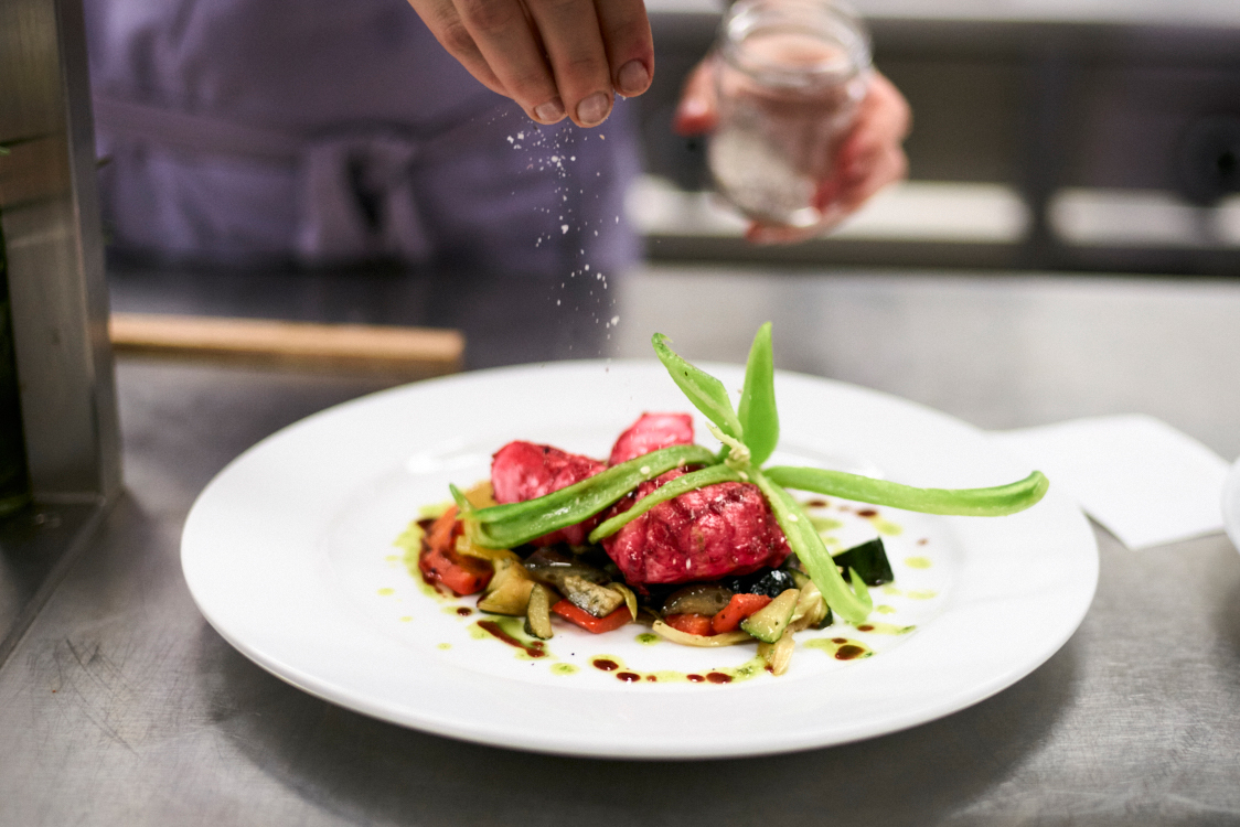 Meta´s Küche im Les Chef