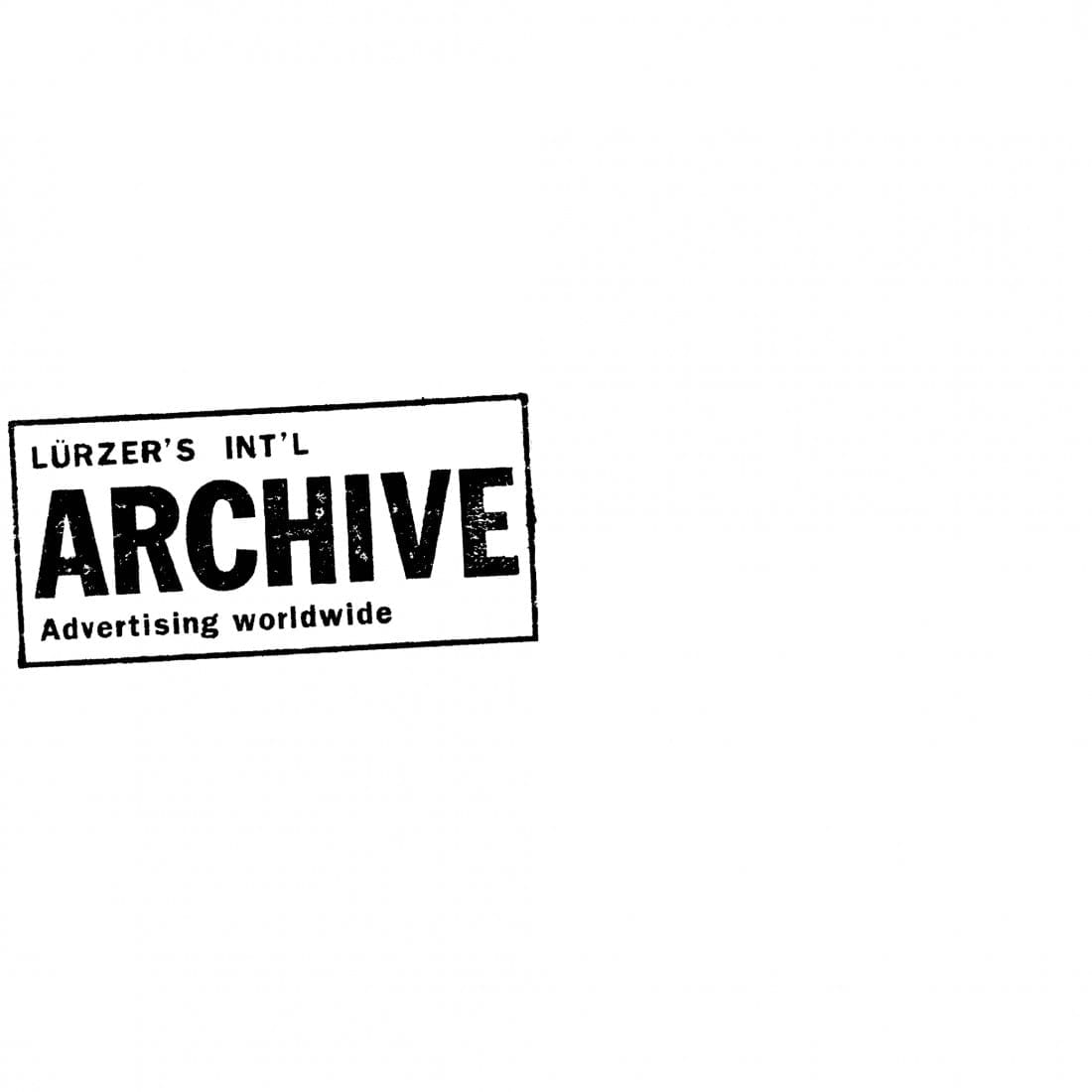 Lürzer's Archive - Advertising worldwide Logo